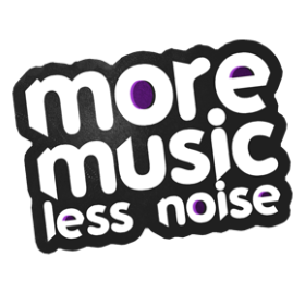 More Music Less Noise